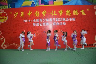 2016全国青少年春节联欢晚会,2月8日大年初一央视CCTV3播出